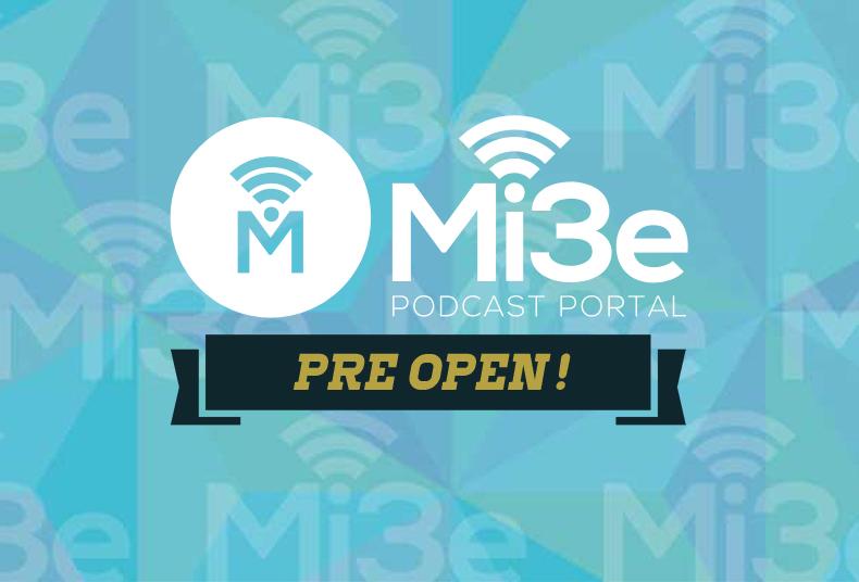 Mi3e PRE OPEN