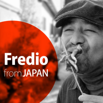 Fredio from Japan